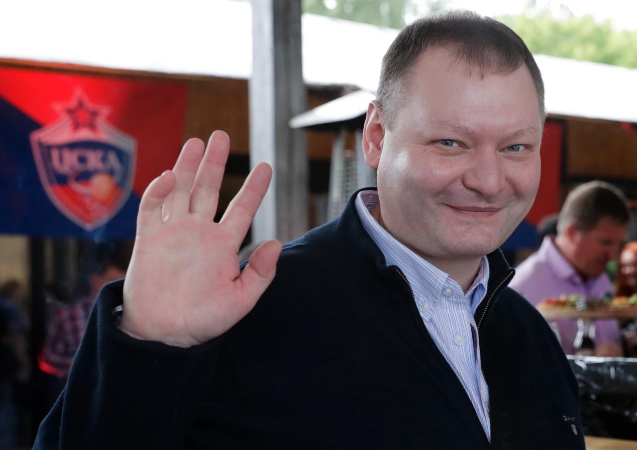 Президент нашего клуба – в память о Романе Абжелилове