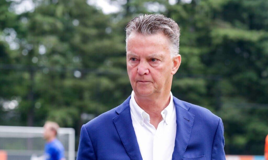 сборная Нидерландов по футболу, Луи ван Гал