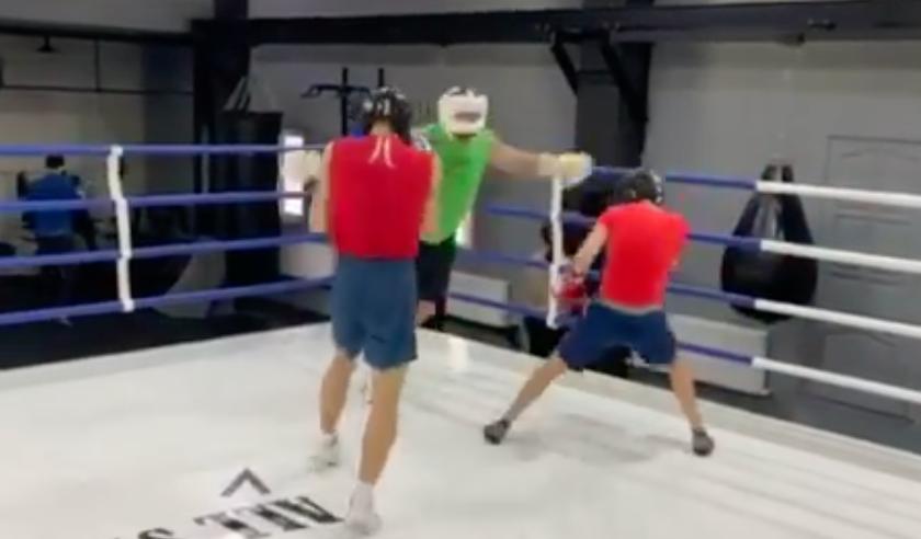 Александр Усик, бокс