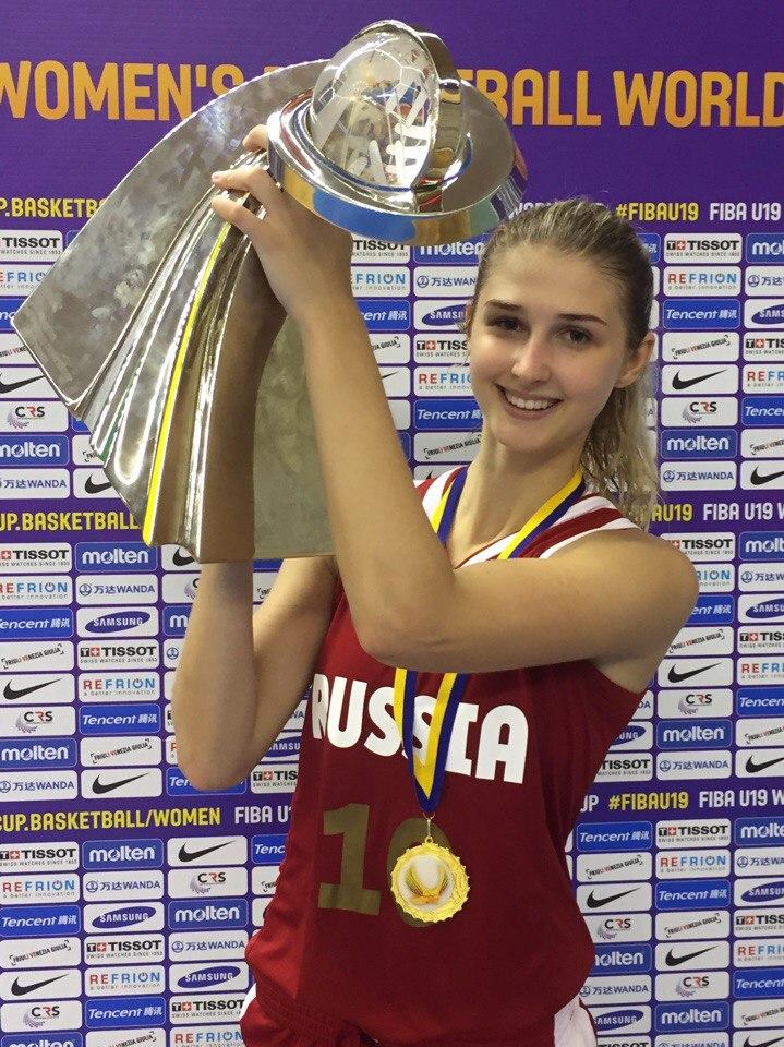 Дарья Курильчук