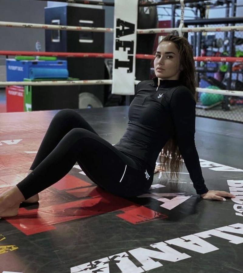 Диана Авсарагова