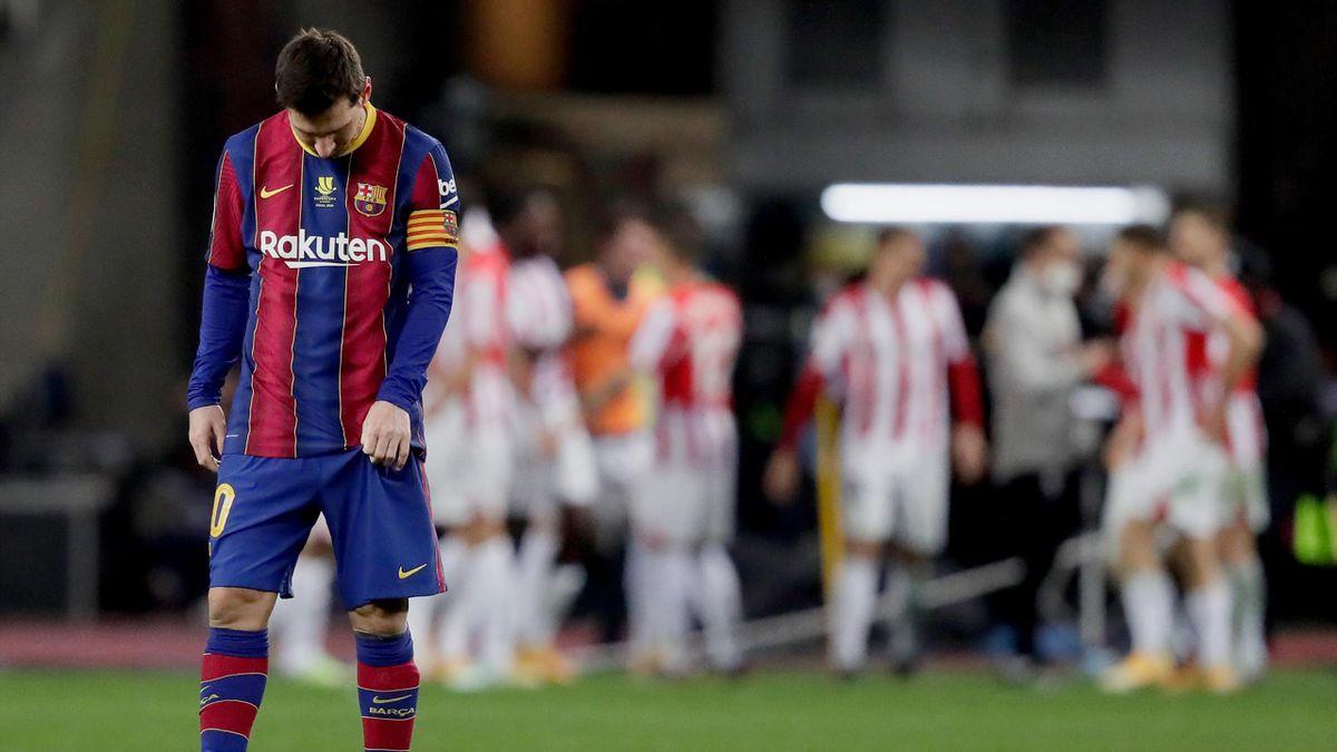 Суперкубок Испании. Неутешительные итоги для грандов Испании