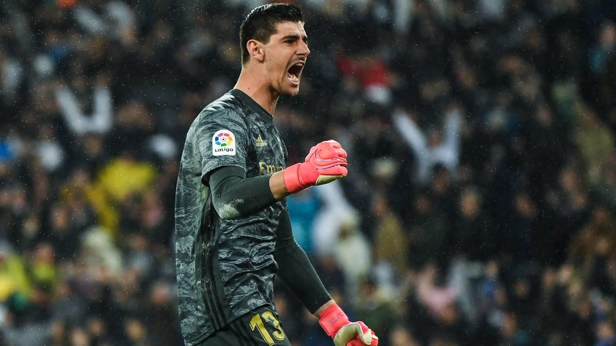 Ла Лига, Реал Мадрид, Тибо Куртуа