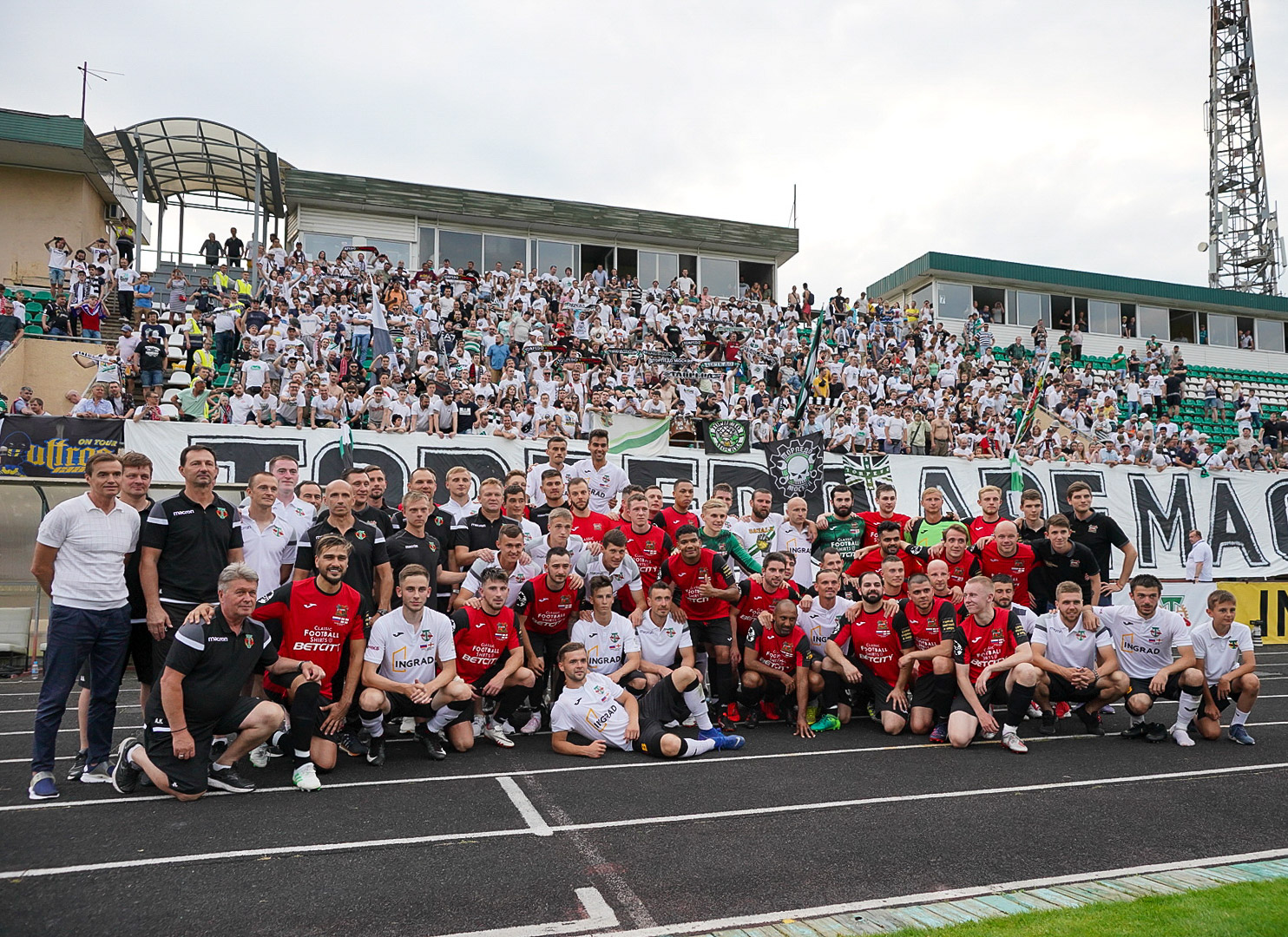 Концепт формы для ФК «Торпедо Москва»