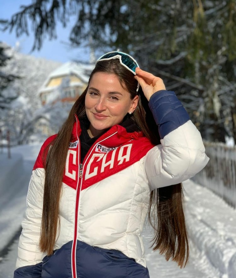 Именинница дня. Юлия Белорукова