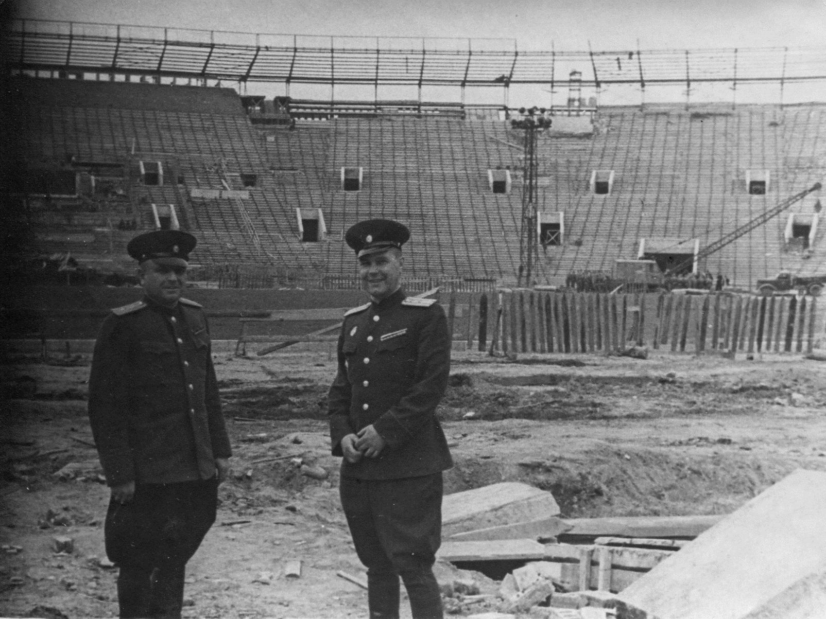 65 лет стадиону «Лужники»! Фотопост о главных событиях в истории главного стадиона России