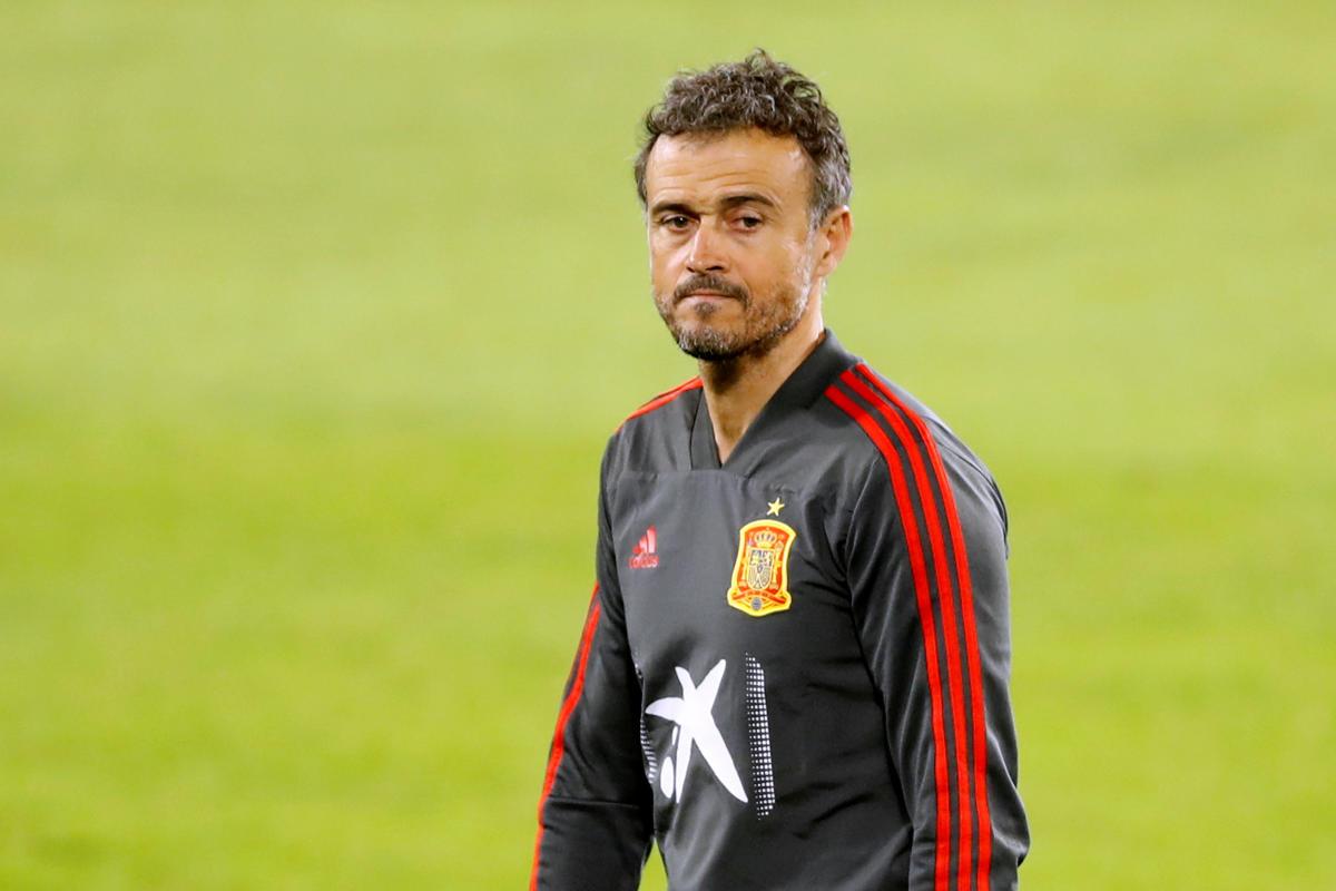 Сборная Испании снова вышла на поле без единого игрока «Реала»