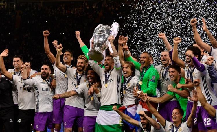 Обнародован исторический рейтинг Лиги чемпионов: «Реал» значительно превосходит своих конкурентов