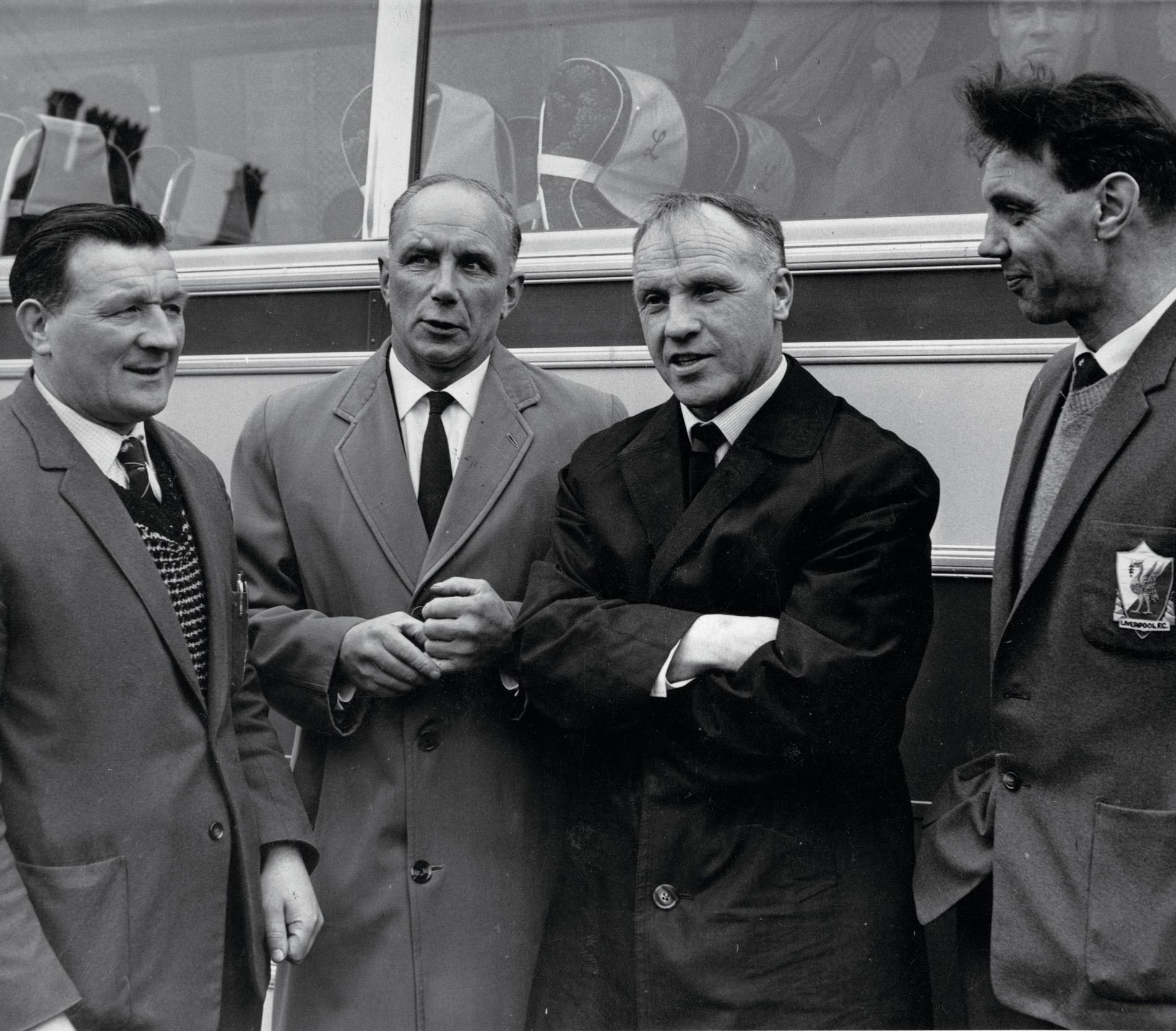 «Парни Бутрума» 1. Рождение Бутрума (1946-1959)