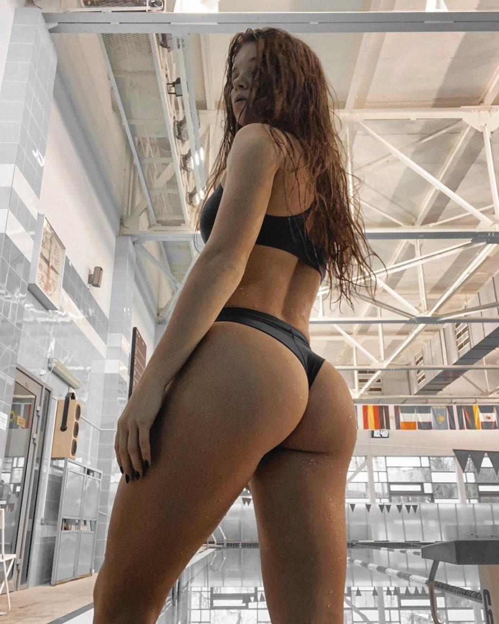 Бег, девушки и спорт