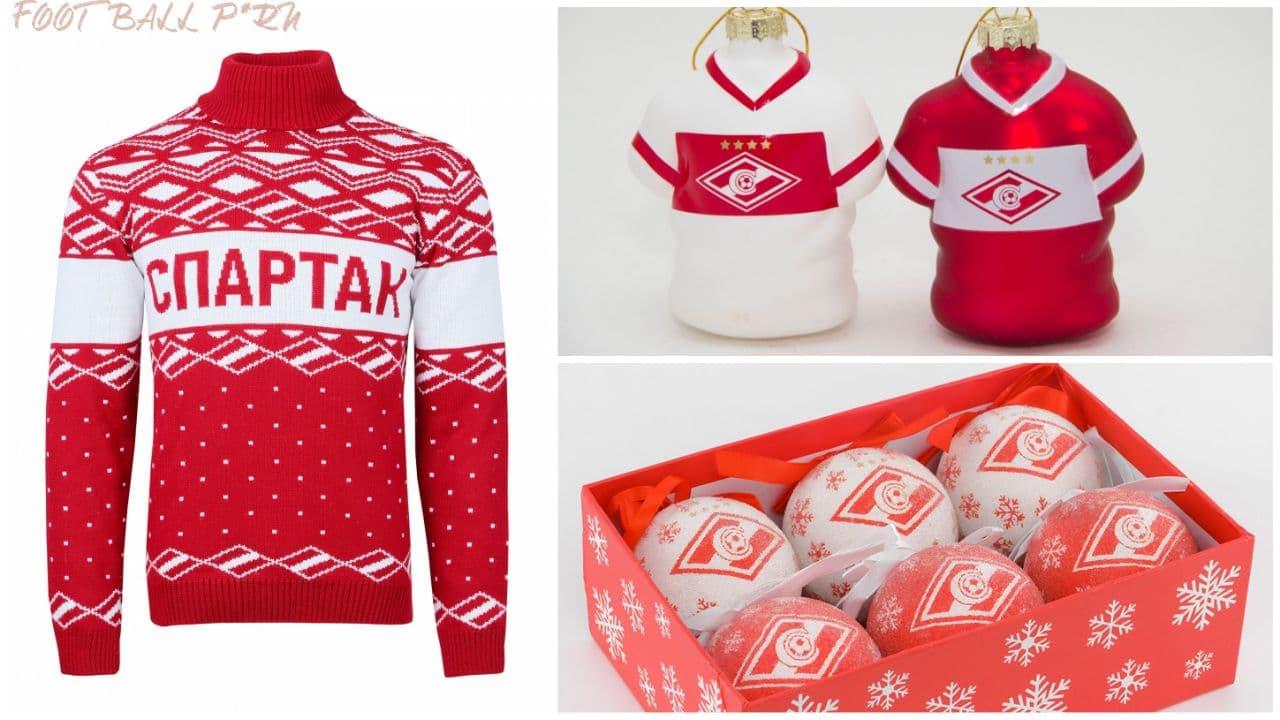 Новогодний спортивный шоппинг в РПЛ: Шарики, календарики и... все