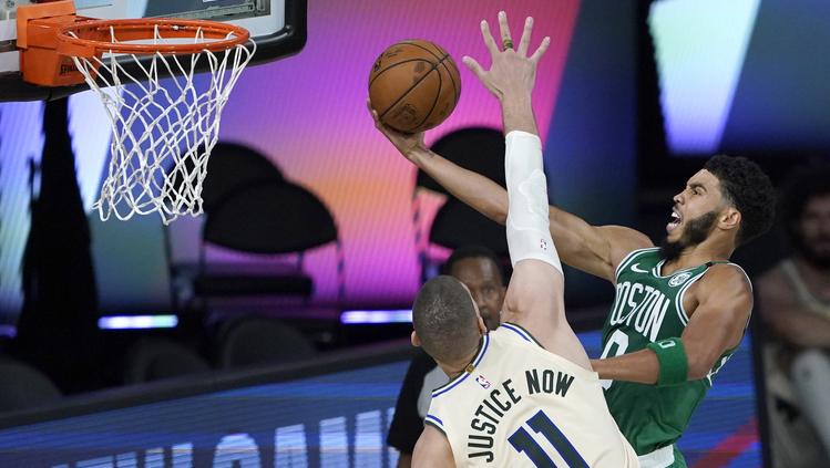 Плей-офф НБА: разбираем главных претендентов