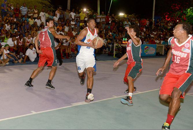 Камерунский outdoor и загадочный Никарагуа. Баскетбол на минималках