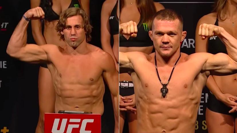 MMA, Петр Ян, Юрайя Фэйбер, UFC 245, UFC
