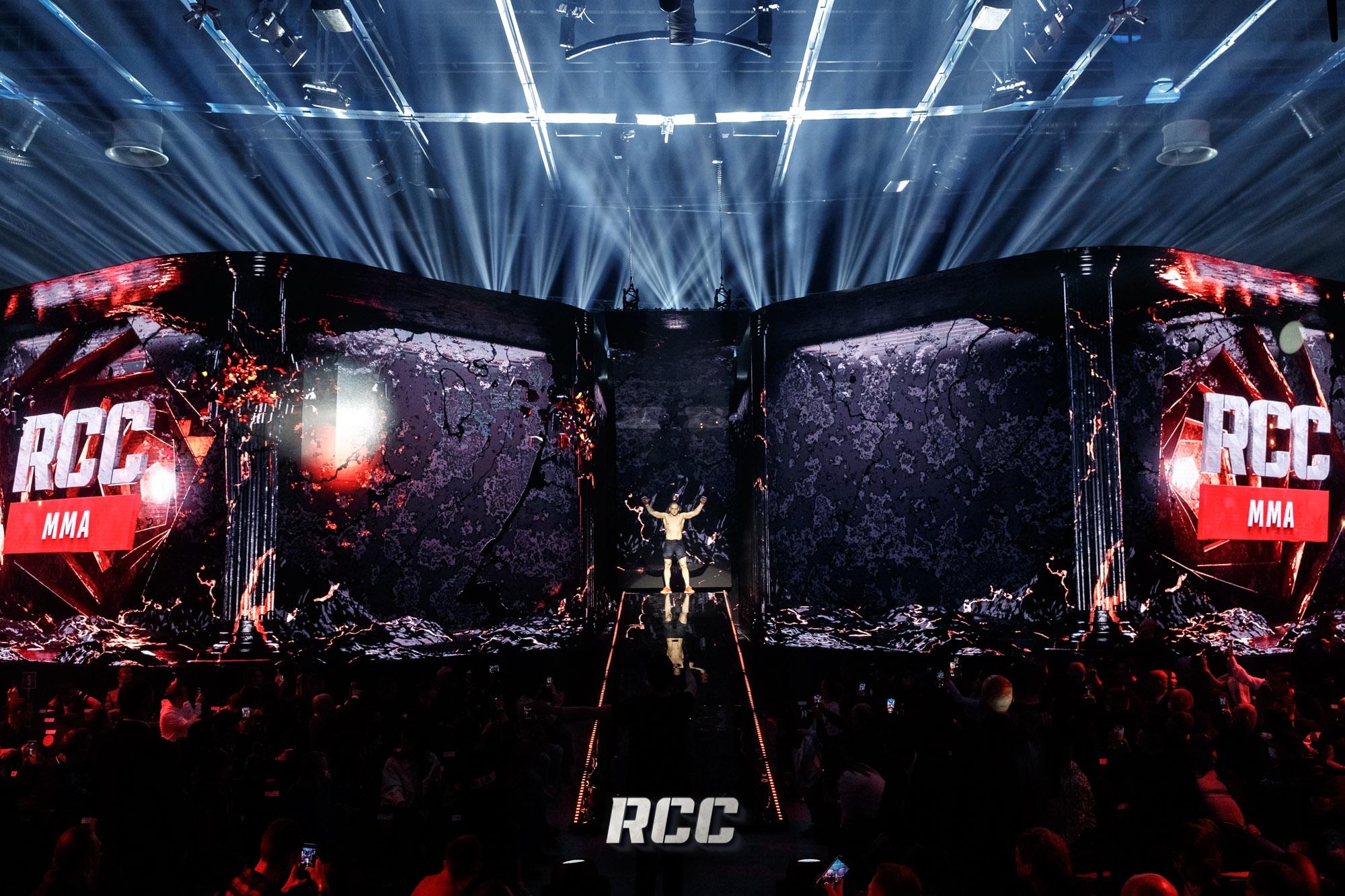 Василевский одержал победу над Андраде. Бой стал главным событием RCC 9