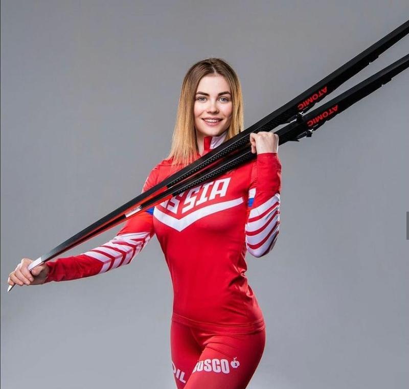 Анастасия Фалеева и Анна Грухвина