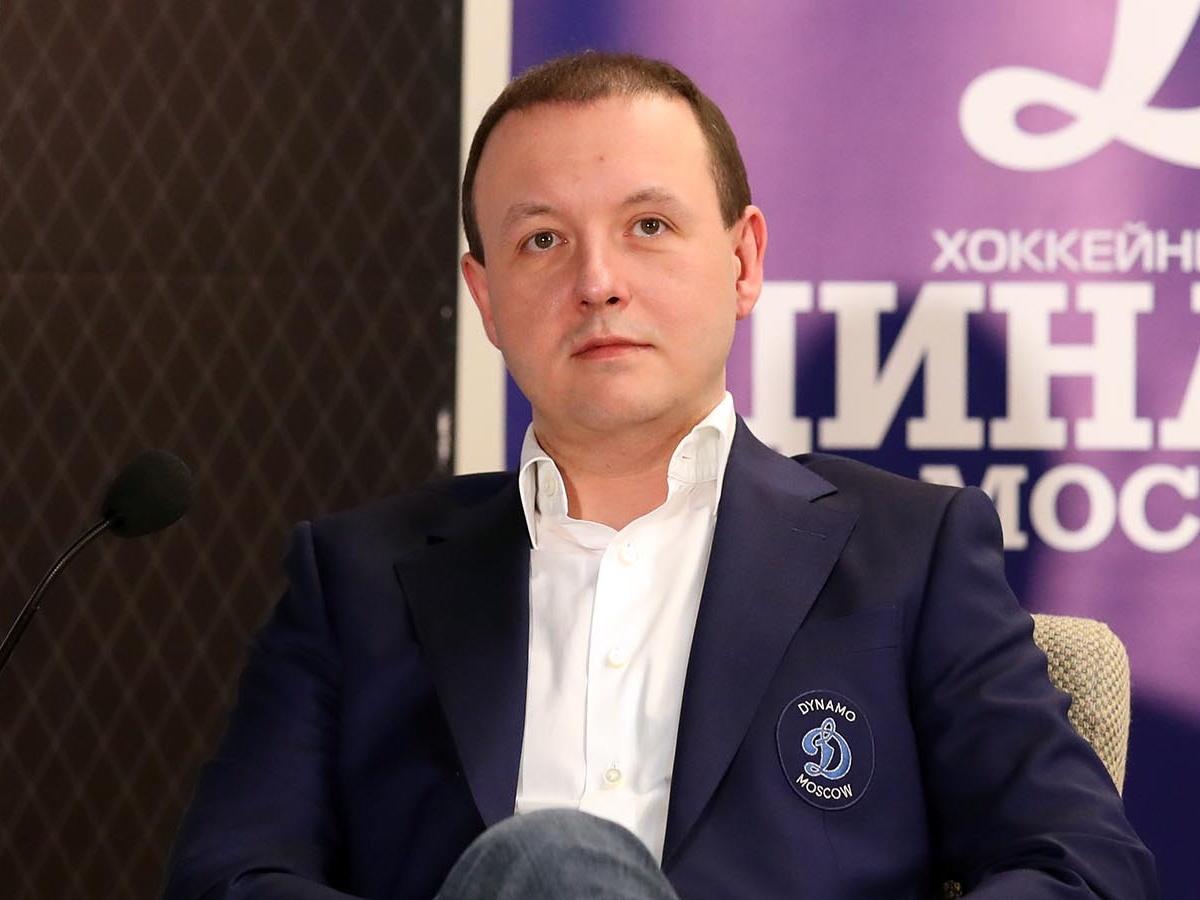 Евгений Кровопусков, Динамо, КХЛ, Виктор Меркулов