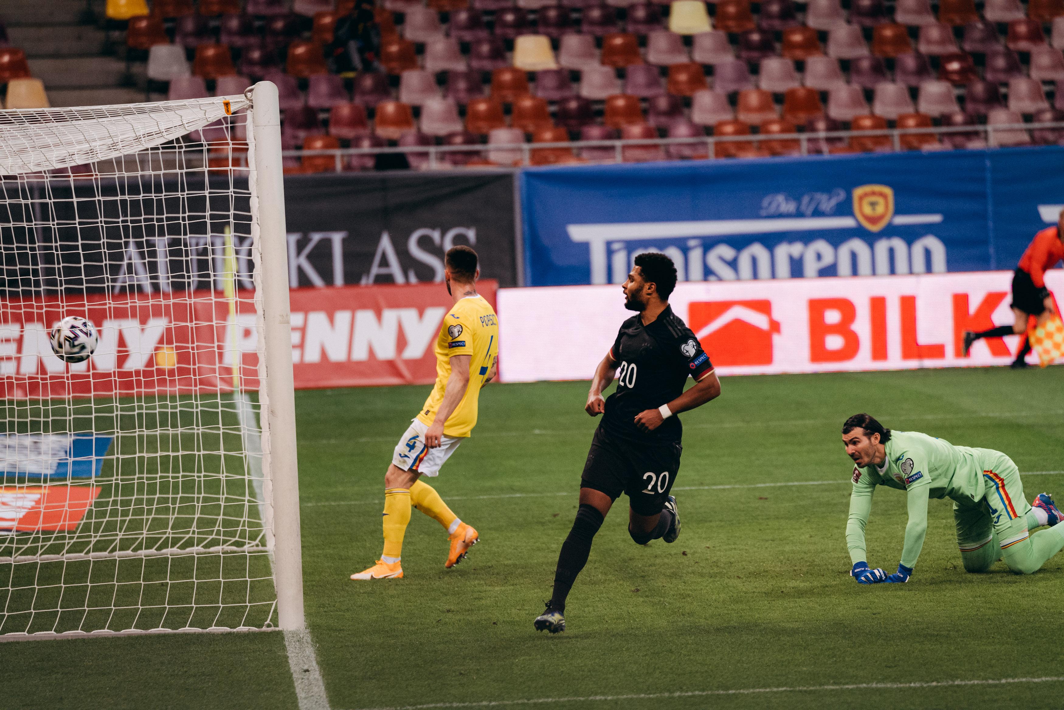 Главное – результат. Обзор матча Румыния 0:1 Германия