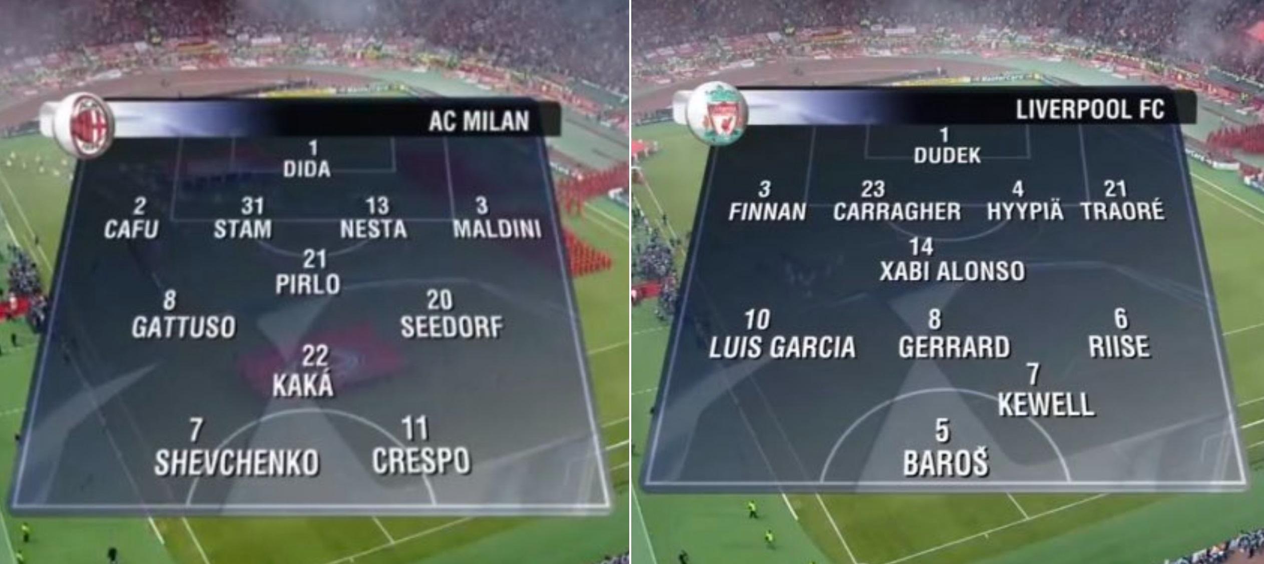 Чудо или провал в Стамбуле? 16 лет невероятной победе «Ливерпуля» над «Миланом»