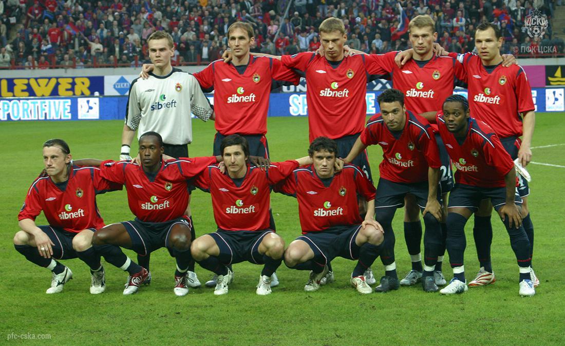 16 лет назад ЦСКА разгромил «Парму» и вышел в финал Кубка УЕФА. И едва не нарвался на техничку из-за петарды