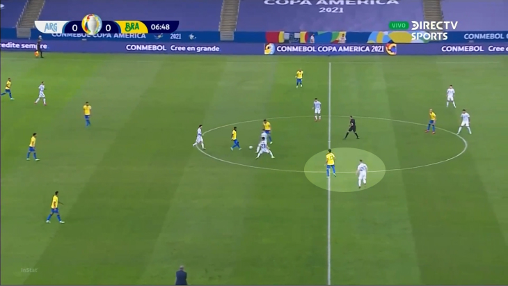 Неймар провел фантастический матч, но Аргентину спасали контратаки и великолепный Мартинес