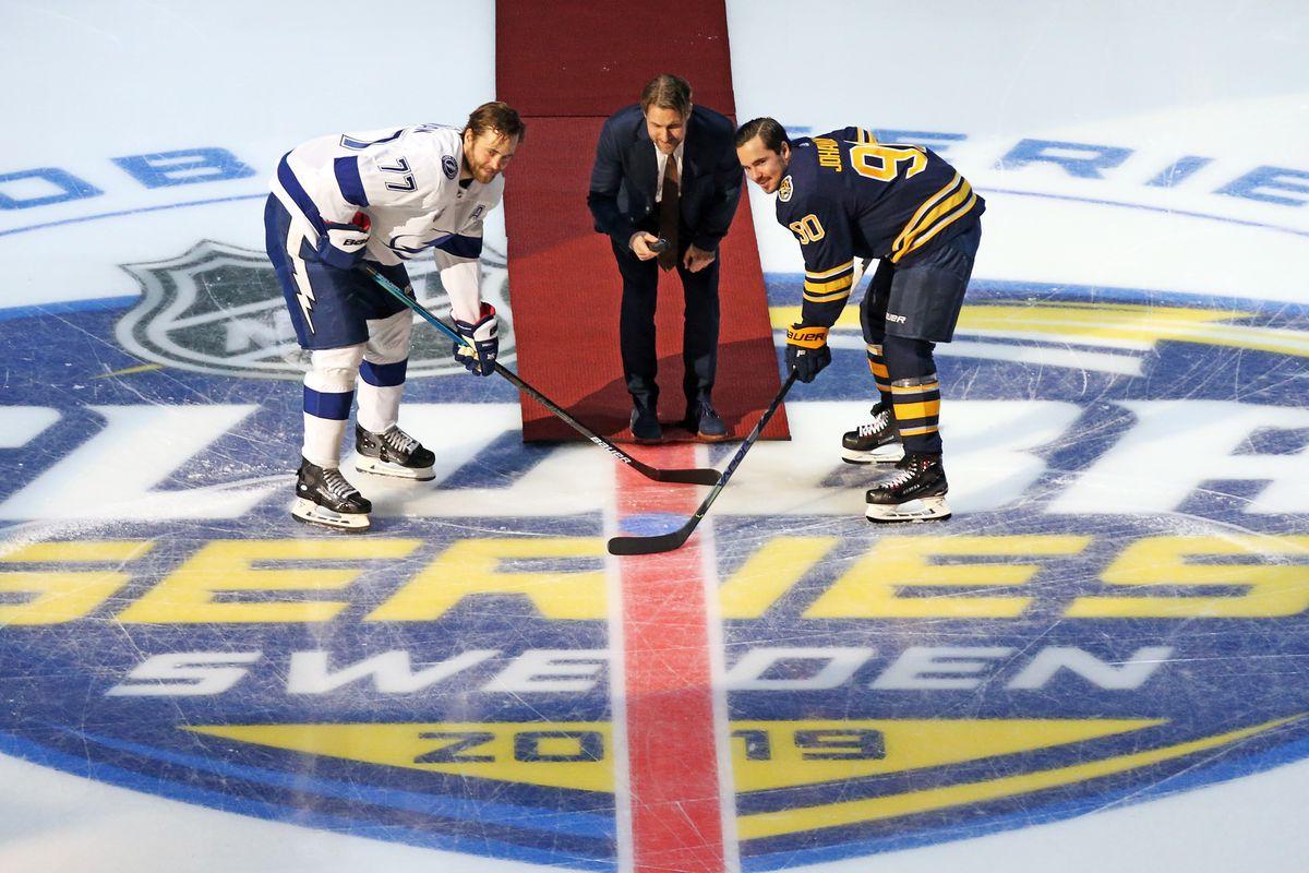 Конкурс, НХЛ, NHL Global Series
