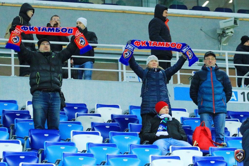 «Тамбов» – это русский «Уимблдон» времен Винни Джонса. Почему этот клуб нужно спасти
