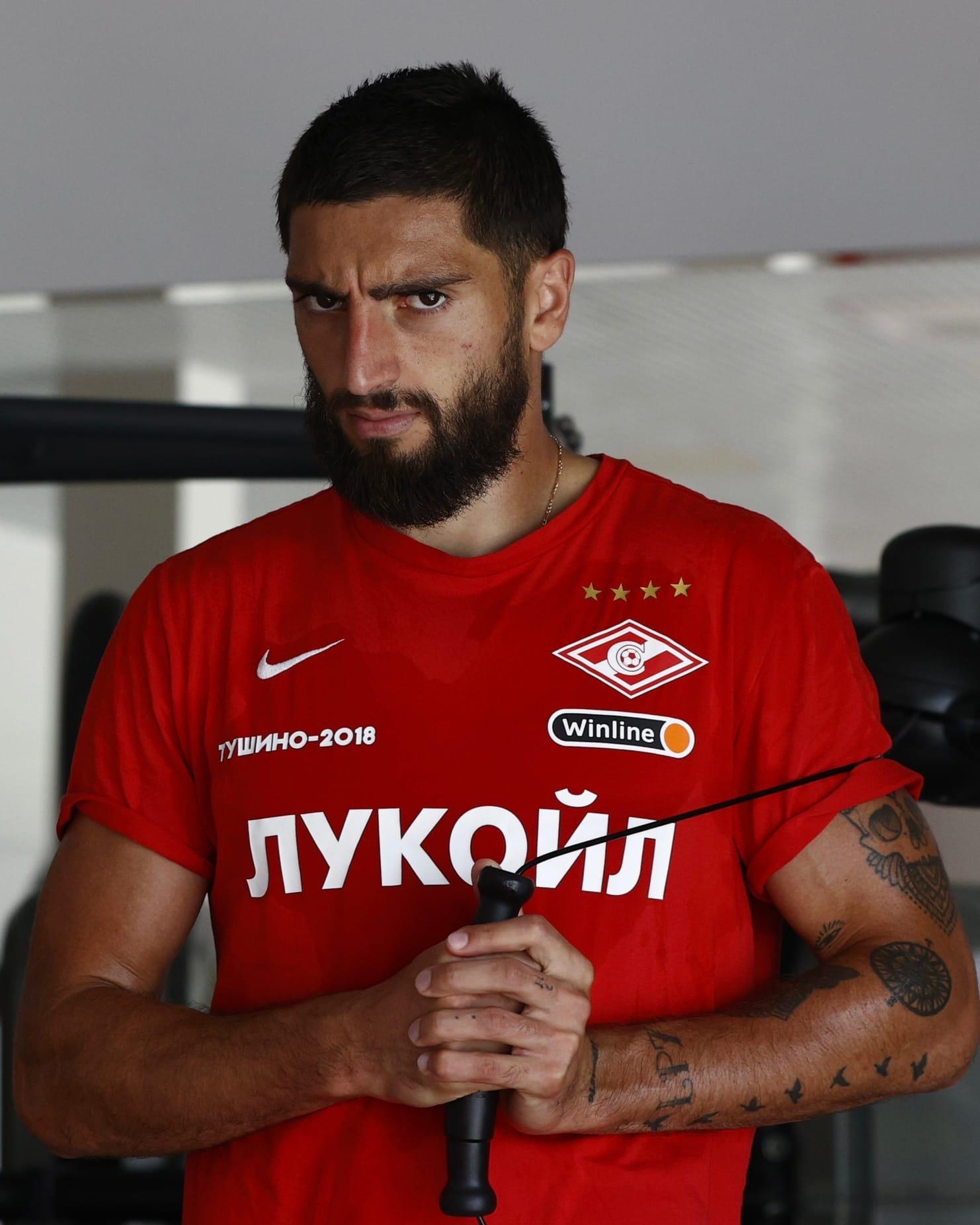 «Спартак» ждет «Бенфику»