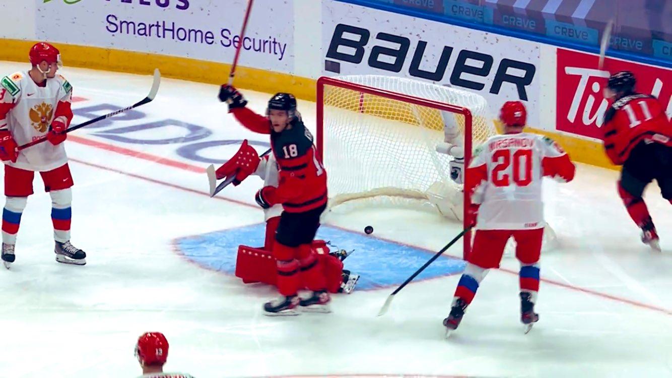 молодежный чемпионат мира, молодежная сборная Канады, молодежная сборная России, молодежная сборная Финляндии, молодежная сборная США