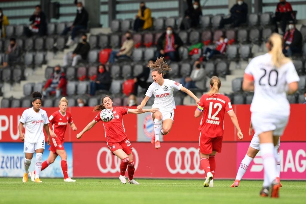 Женская Бундеслига возвращается: «Бавария» укрепилась, «Вольфсбург» тотально обновился, «Айнтрахт» повышает амбиции