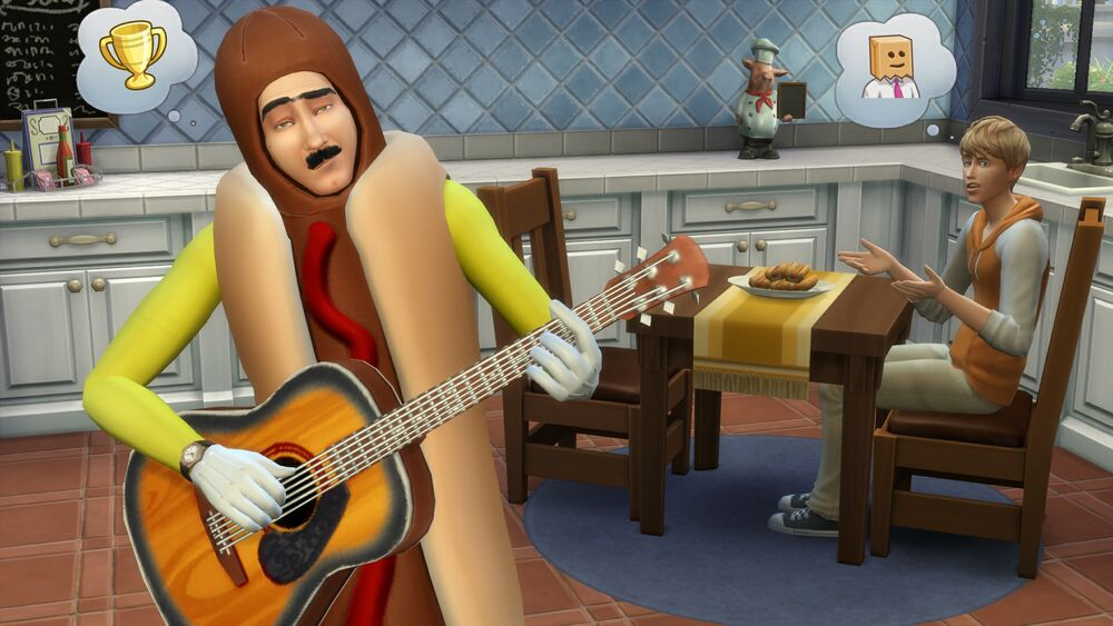 The Sims 4, The Sims 2, Читы