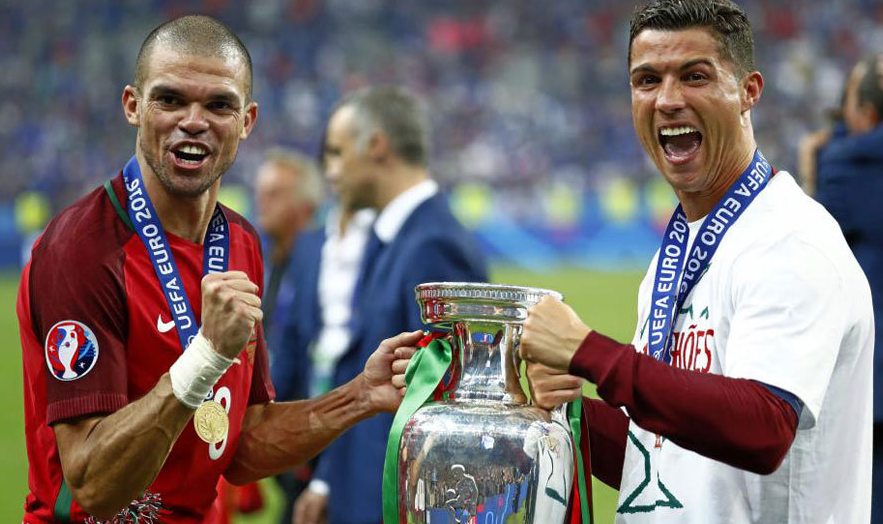 Участники Евро-2020