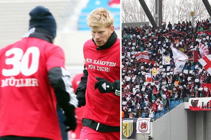 30 номер в «Лейпциге» закреплён за Кристианом Мюллером. Он два года боролся за возвращение на поле после страшной травмы