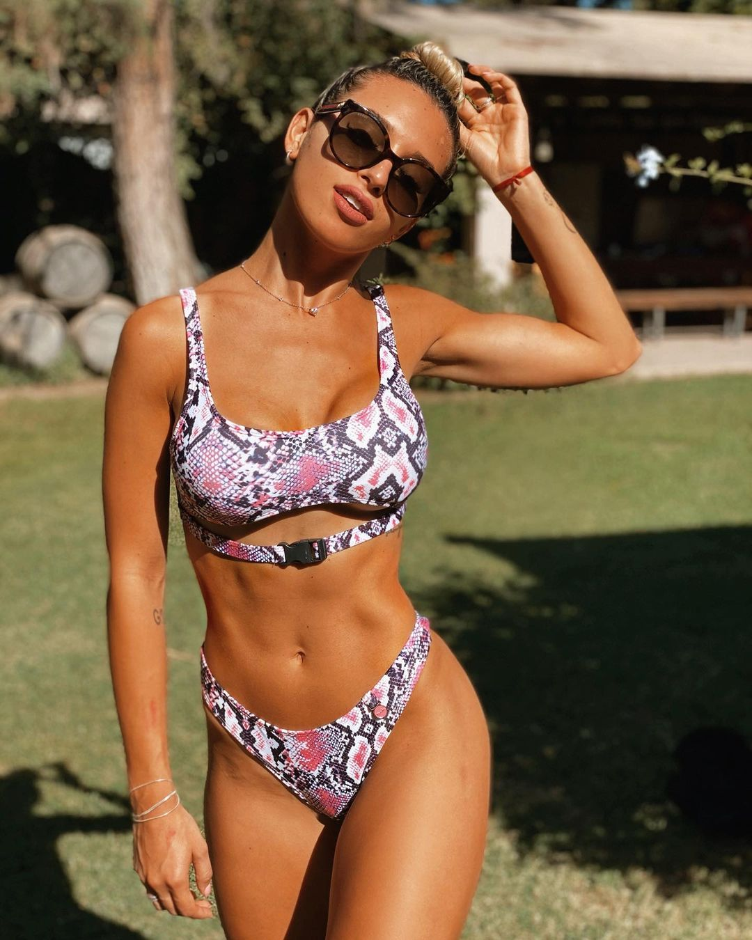 Агустина Гандольфо – видная аргентинская модель. Скоро она сделает отцом Лаутаро Мартинеса