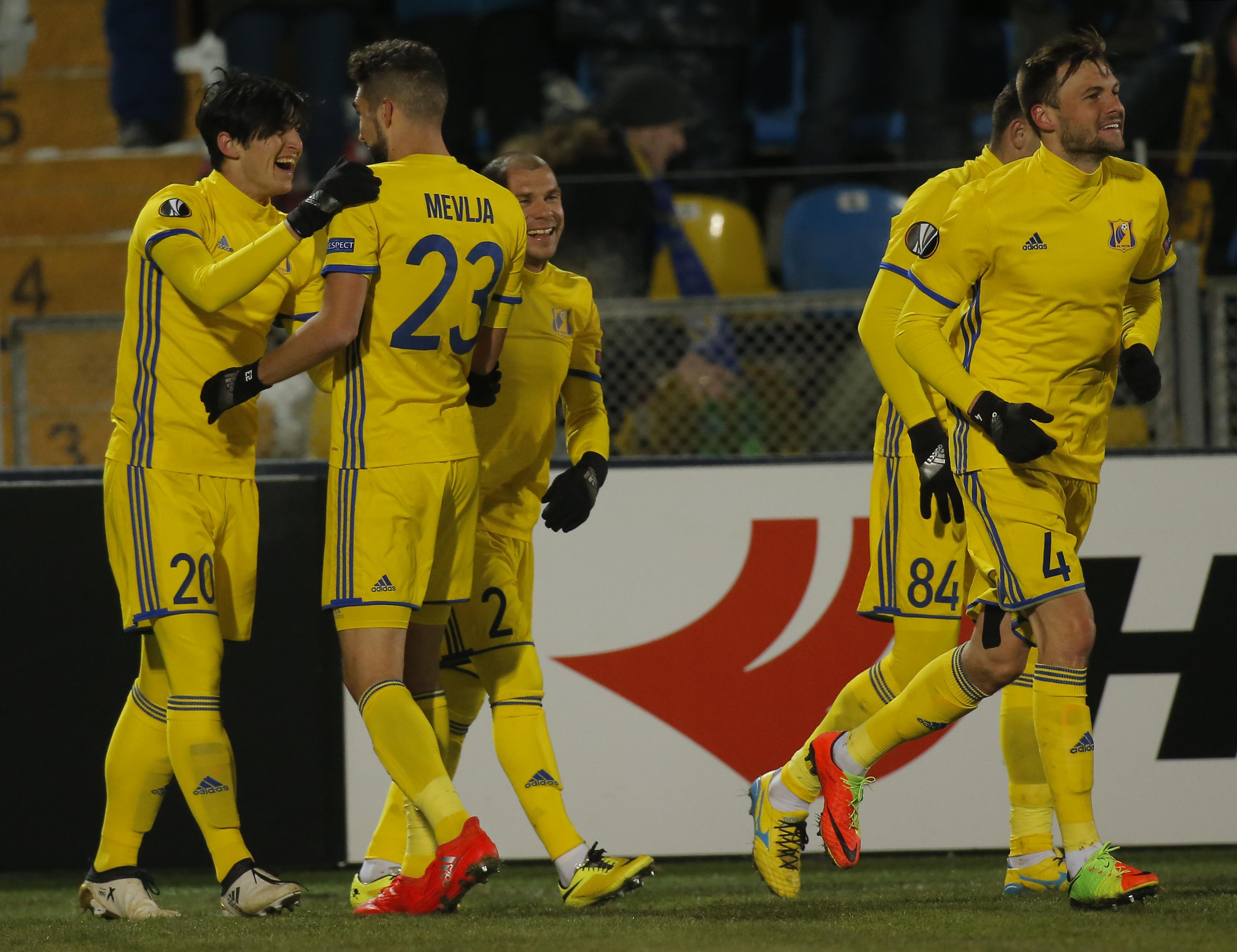 4 года назад «Ростов» уничтожил «Спарту» в плей-офф Лиги Европы. Все голы забили будущие игроки «Зенита»