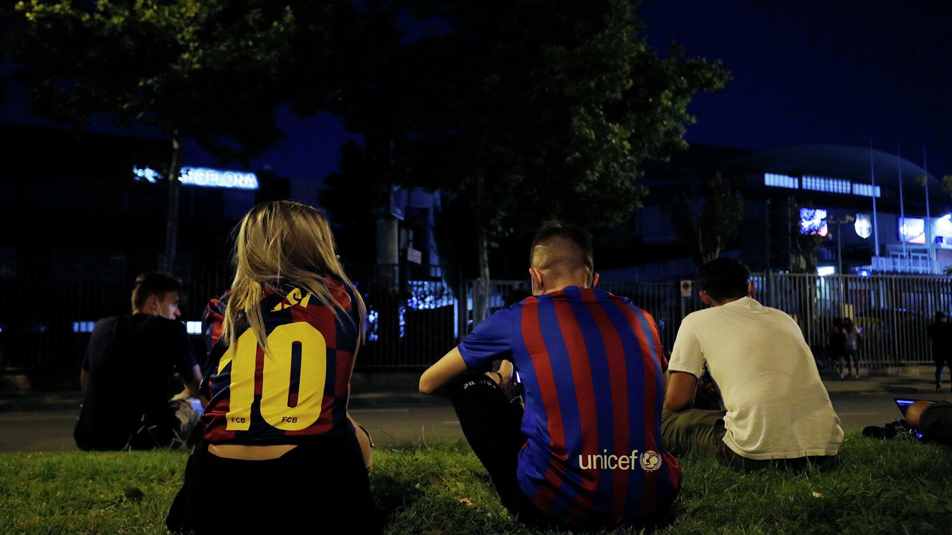 Барселона, Ла Лига, Лионель Месси, Жозеп Бартомеу, Жоан Лапорта, Серхио Агуэро