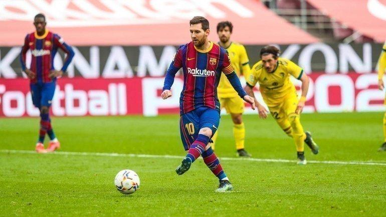 «Барселона» - «Кадис». Мысли вслух