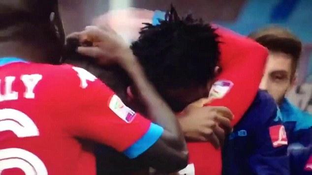 Чалоба (дебютант из Суперкубка) продолжает тащить – теперь забил в первом матче в АПЛ. Посвятил гол маме