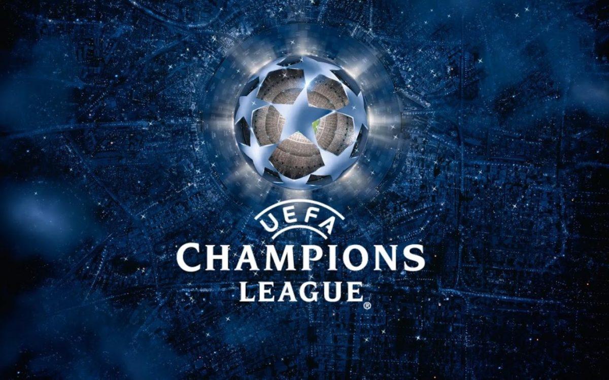 Фотообои лига чемпионов