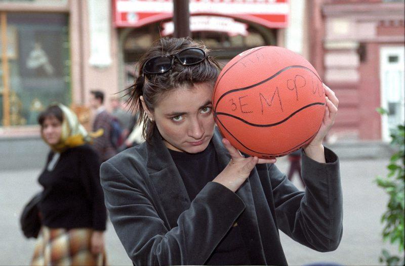 Земфира серьезно занималась баскетболом. С ростом 172 см была капитаном юниорской сборной России
