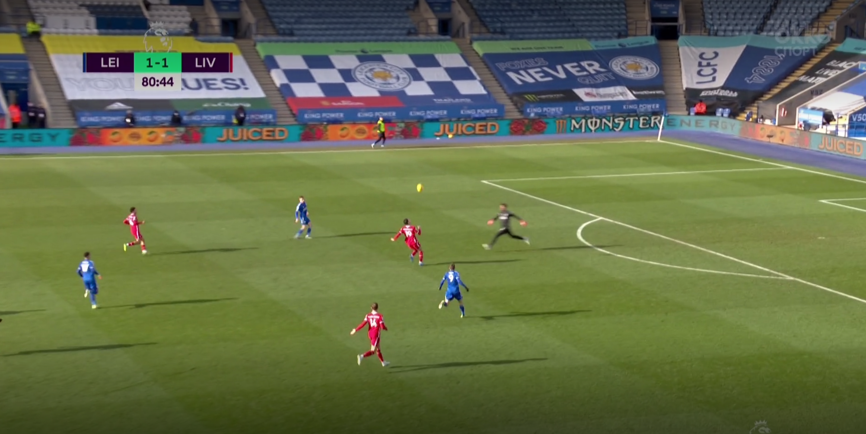 Защитник Кабак виноват во втором пропущенном голе Ливерпуля, к Алиссону меньше вопросов