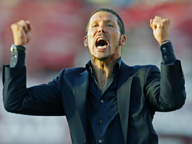 Вспоминаем первые полгода Диего Симеоне в «Атлетико». Слабый старт, победа в Лиге Европы и убийца Фалькао на острие