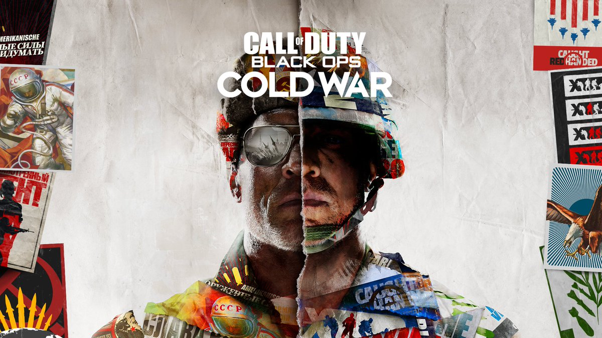 Call of Duty, Call of Duty: Black Ops Cold War, Call of Duty: Black Ops 4, Call of Duty: Modern Warfare (2019)