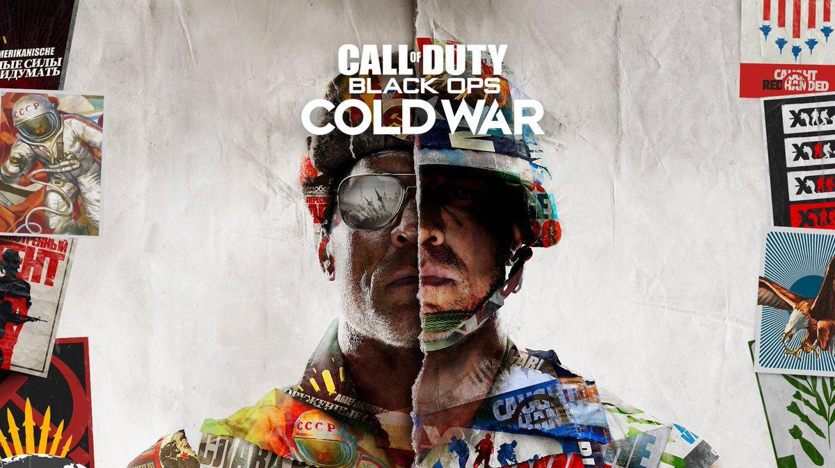 Call of Duty: Black Ops 4, Call of Duty: Black Ops Cold War, Call of Duty: Modern Warfare (2019), Call of Duty