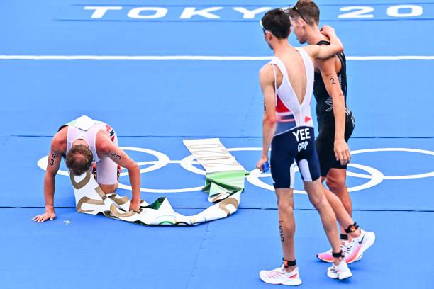 Олимпиада-2020, Кристиан Блюмменфельт, результаты