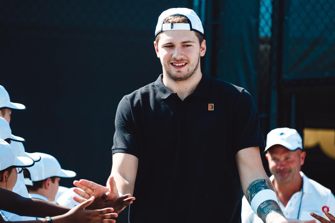 Вот что бывает, когда Луке Дончичу надоедает играть в баскетбол
