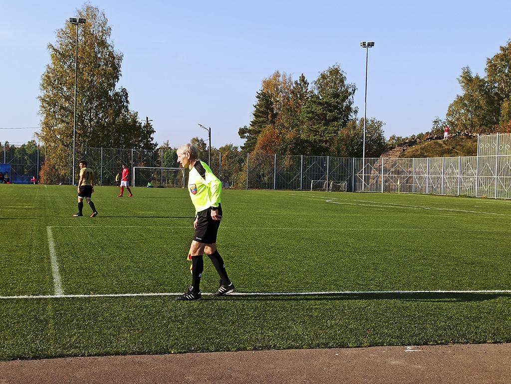 Наследие финское, футбол русский