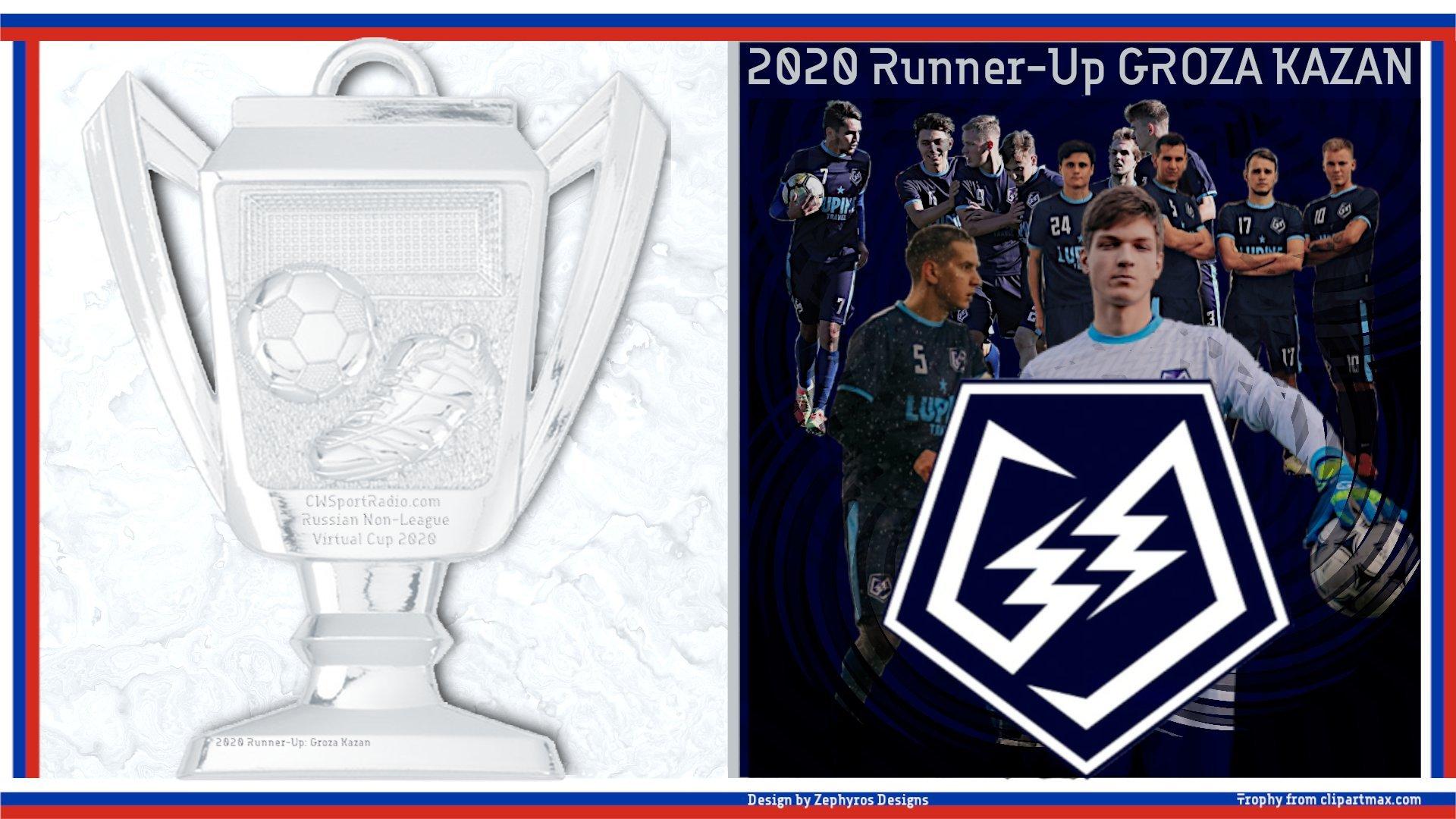 Приняли участие в Russian Non-League Virtual Cup 2020