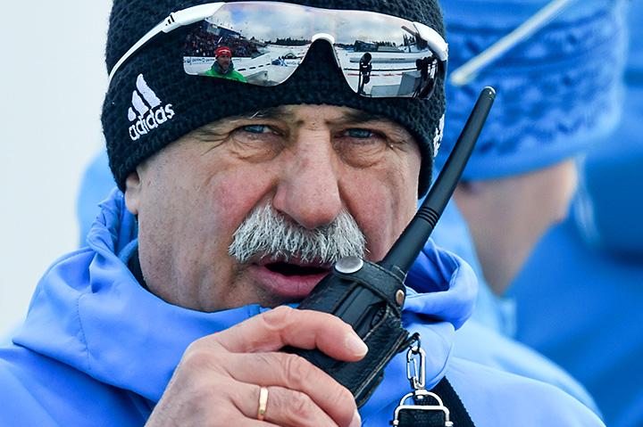 Касперович главный тренер сборной Болгарии по биатлону