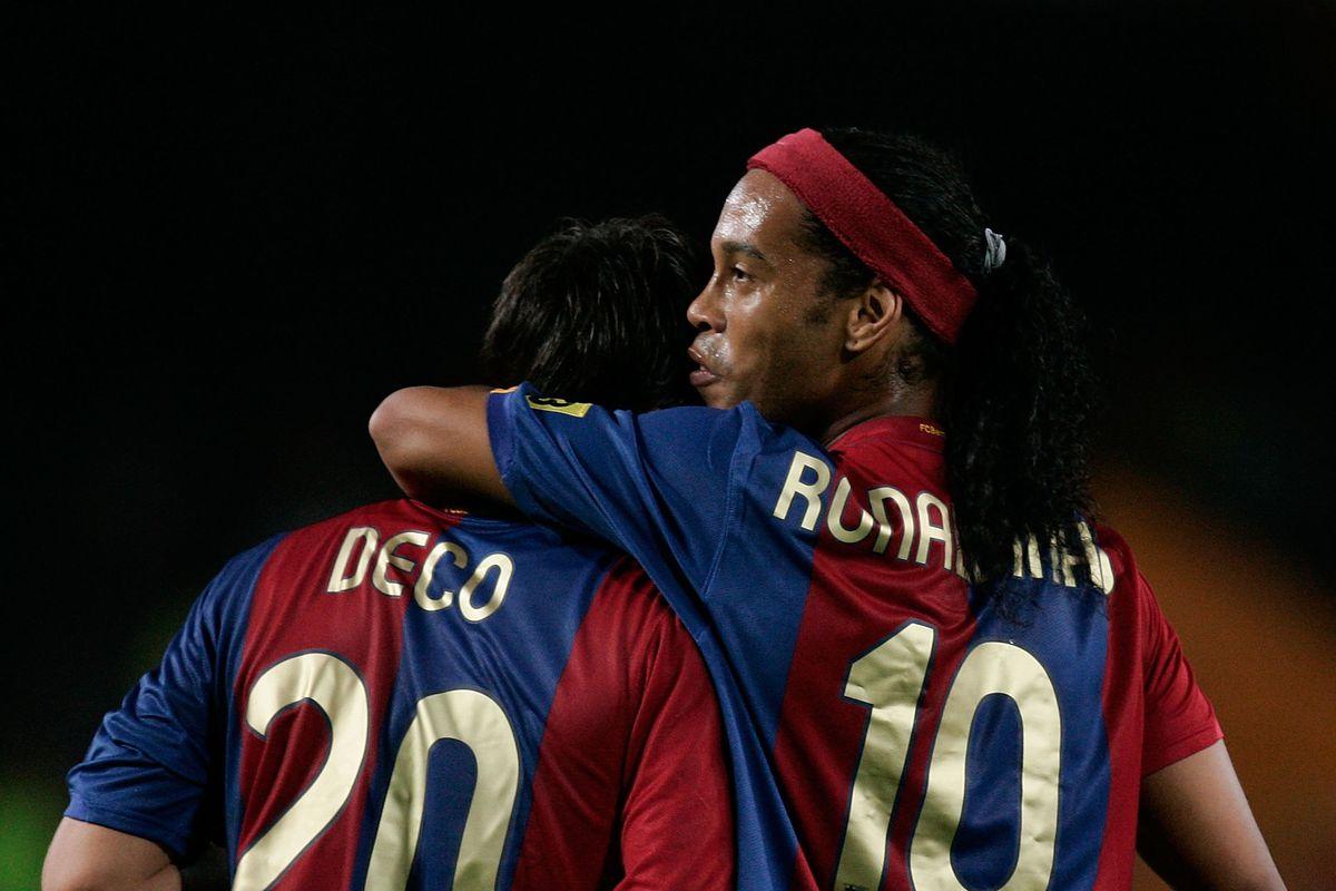 Губительная дружба с Роналдиньо: как «волшебник» непроизвольно разрушал карьеры футболистов (Часть 2)